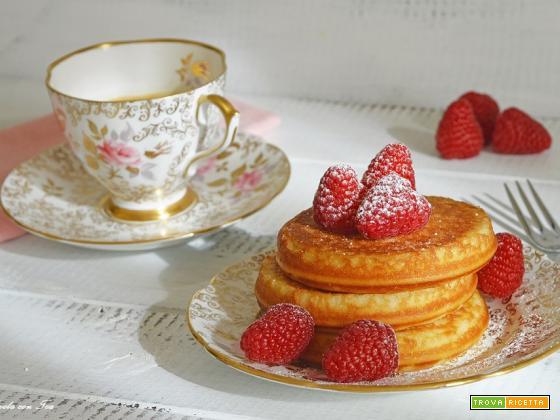 Pancake ricetta facile e veloce