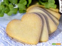 Biscotti di San Valentino: altra ricetta