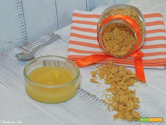 Crumble dolce: ricetta base