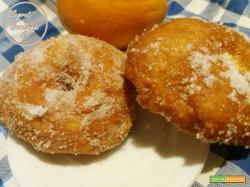 bomboloni arancia