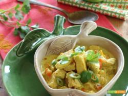 Pollo al Curry classico (alla come mi pare a me)
