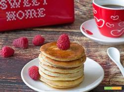 Pancakes alla ricotta facili e veloci