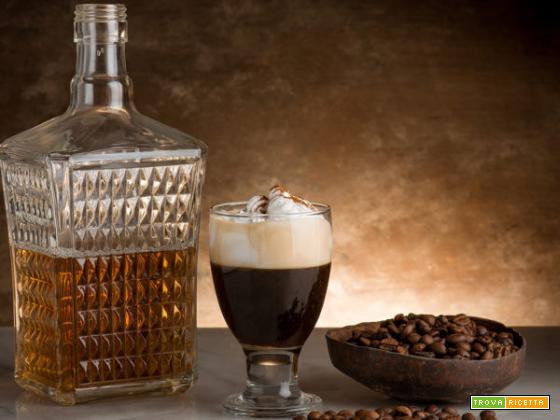 Un bel bicchiere di Irish Coffee… non ce lo toglie nessuno!