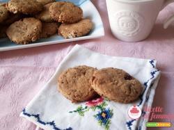 Biscotti grancereale senza uova e senza lattosio