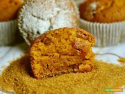 Muffin alla zucca: Ricetta veloce