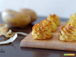 Patate duchessa senza uova