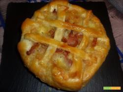 Ricetta – Formaggio camembert ripieno in crosta
