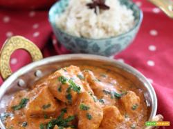 Butter Chicken – Murgh Makhani (versione Instant Pot)