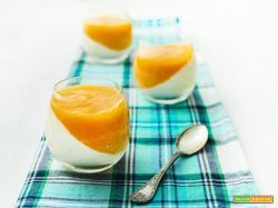 pannacotta al mango e cointreau