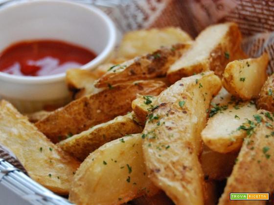 Come fare le patate fritte aromatizzate