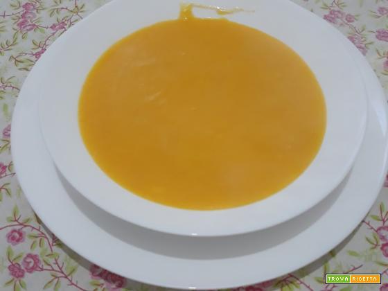 Vellutata patate e carote: Ricetta