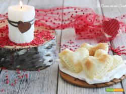 Cuoricini speck e brie – finger food sfiziosi