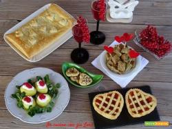 Brunch di San Valentino ricette