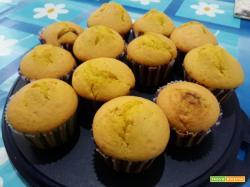 Muffin al cuore di cioccolato
