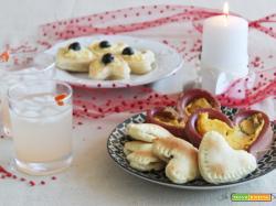 Romantiche ricette per San Valentino