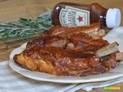 Costine di maiale gusto BBQ tutti i trucchi