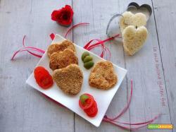 Cuori di provola di San Valentino