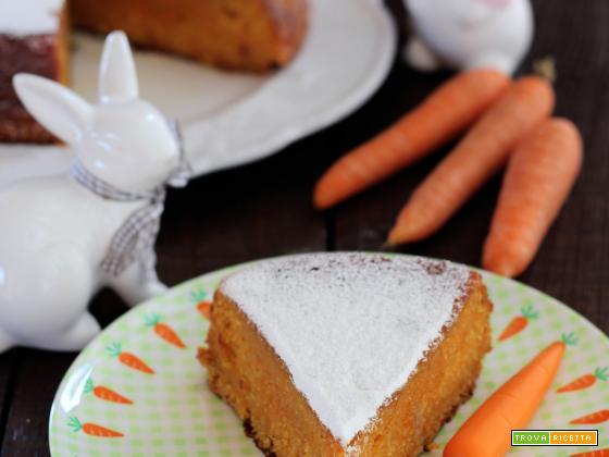 Torta di Carote (versione italiana)