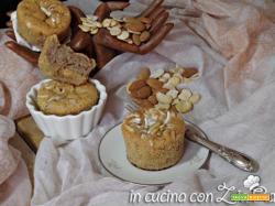 Muffins senza glutine – con purea di fave