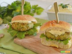 Burger di Pesce (Fish burger): una valida alternativa al solito hamburger di carne
