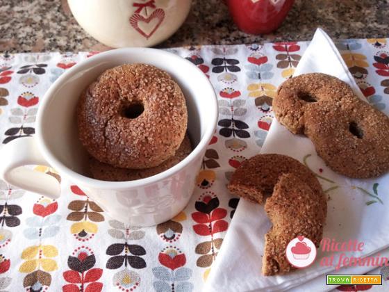 Biscotti Molinetti con e senza bimby