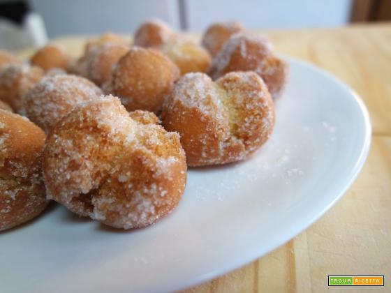 Castagnole senza glutine