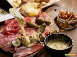 Raclette per un pasto cremosissimo e gustoso
