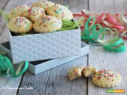 Biscotti ripieni con marmellata – idea Carnevale