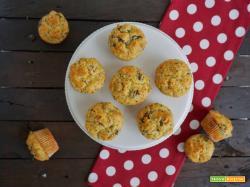 Le ricette di Chri: Muffin con funghi e prosciutto cotto