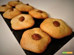 Cookies alle mandorle