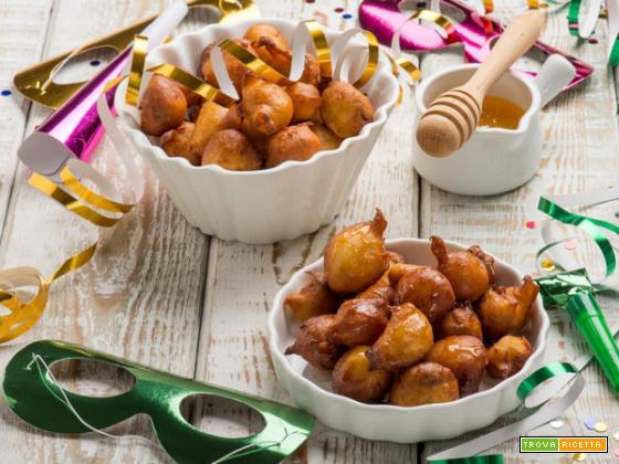Frittelle al miele: i dolci di Carnevale senza glutine e senza lattosio per tutti!