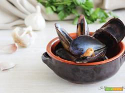 Impepata di cozze – ricetta tradizionale