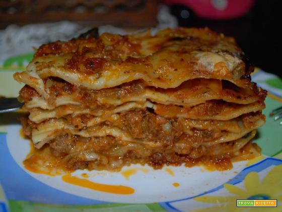 Lasagna senza glutine: Ricetta