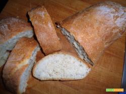 Ricetta – Pane bianco con e senza Bimby