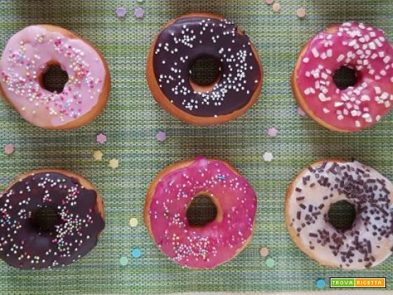 Donuts – Ricetta originale americana
