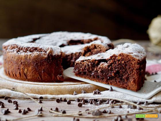 Torta al Cioccolato e Farina di Castagne