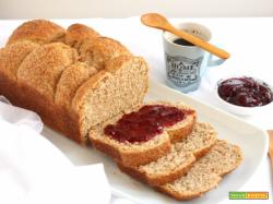 PAN BRIOCHE INTEGRALE ALLO YOGURT