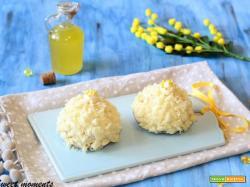 Mimose monoporzione | Festa della donna