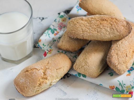 Biscotti da inzuppo – ricetta senza burro