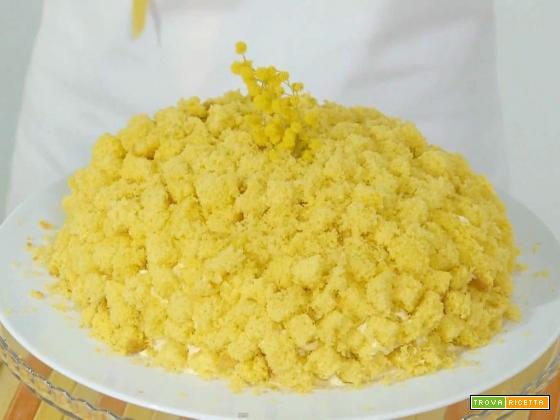 Bimby, Torta Mimosa
