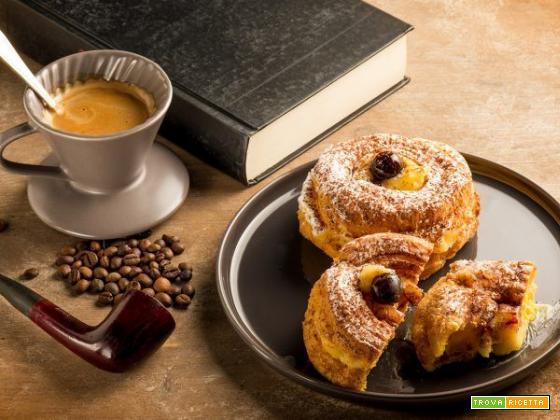 Zeppole di San Giuseppe: buone e gluten-free!