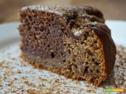 La torta al cioccolato : Ricetta