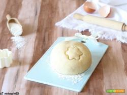 Pasta frolla al cocco | Ricetta base