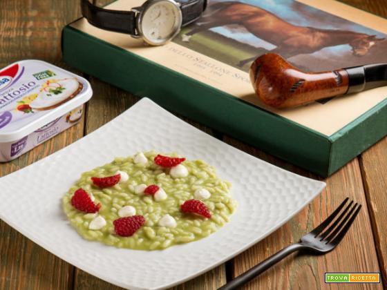 Festa del papà : un particolare risotto ai broccoli per la Festa del Papà