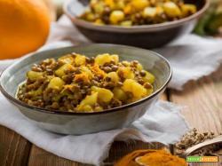 Lenticchie alla curcuma : scopriamo insieme la ricetta