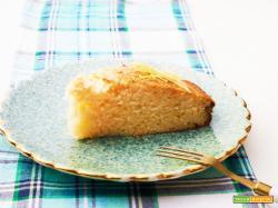 torta al limone senza zucchero