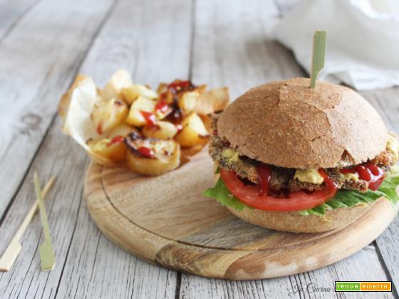Cotoletta burger