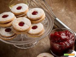 Biscotti occhi di bue: tanta fragranza per una colazione senza glutine