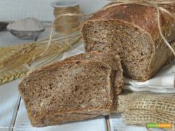 Soda Bread integrale: pane pronto in 30 minuti senza lievitazione