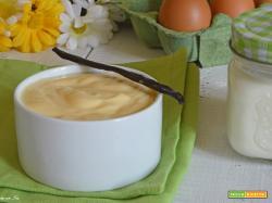 Crema pasticcera ricetta veloce ed infallibile